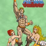 He-Man And The Masters Of The Universe - [Iceman Blue] - Lord Of Asses