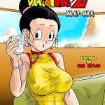 Dragon Ball - [VerComicsPorno][Drah Navlag] - Milky Milk 1