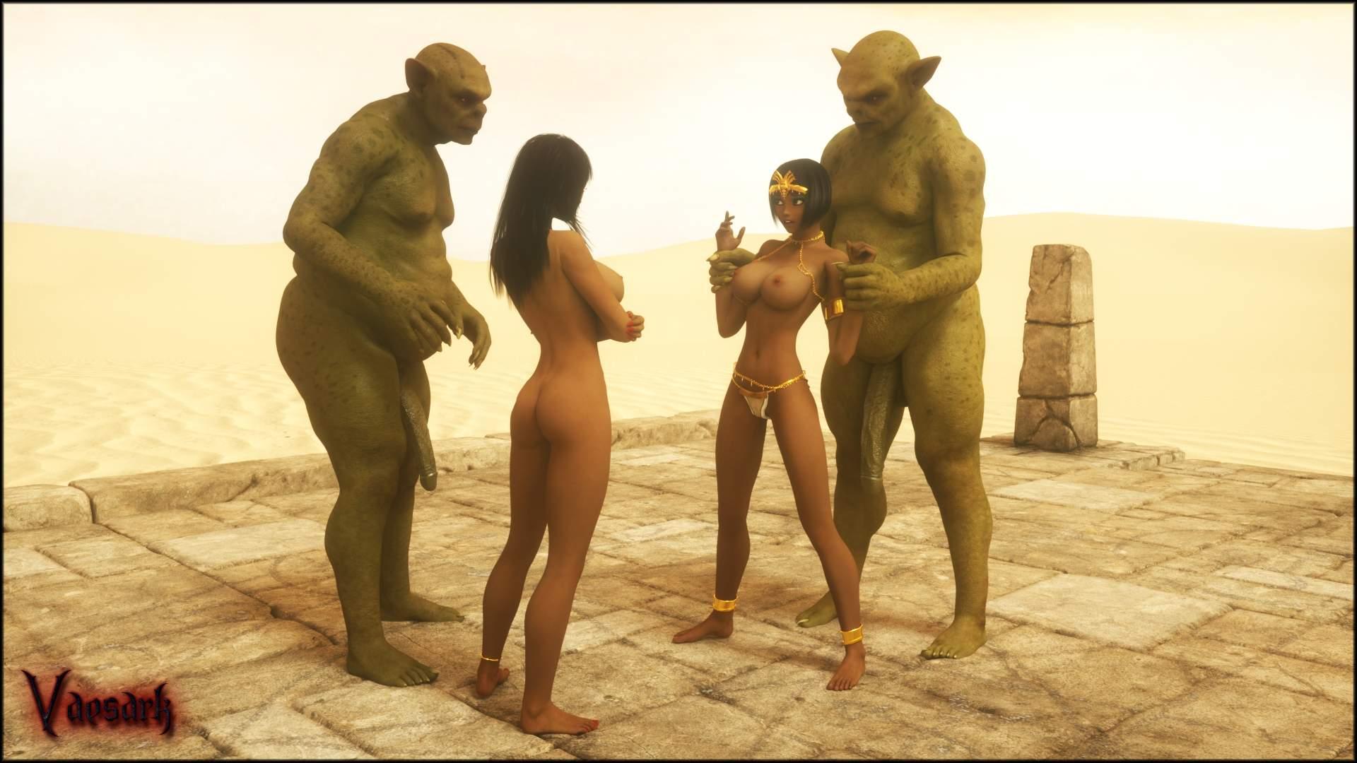 SureFap xxx porno The Legend of Queen Opala - [Vaesark](CGS23) - Opala and Osira