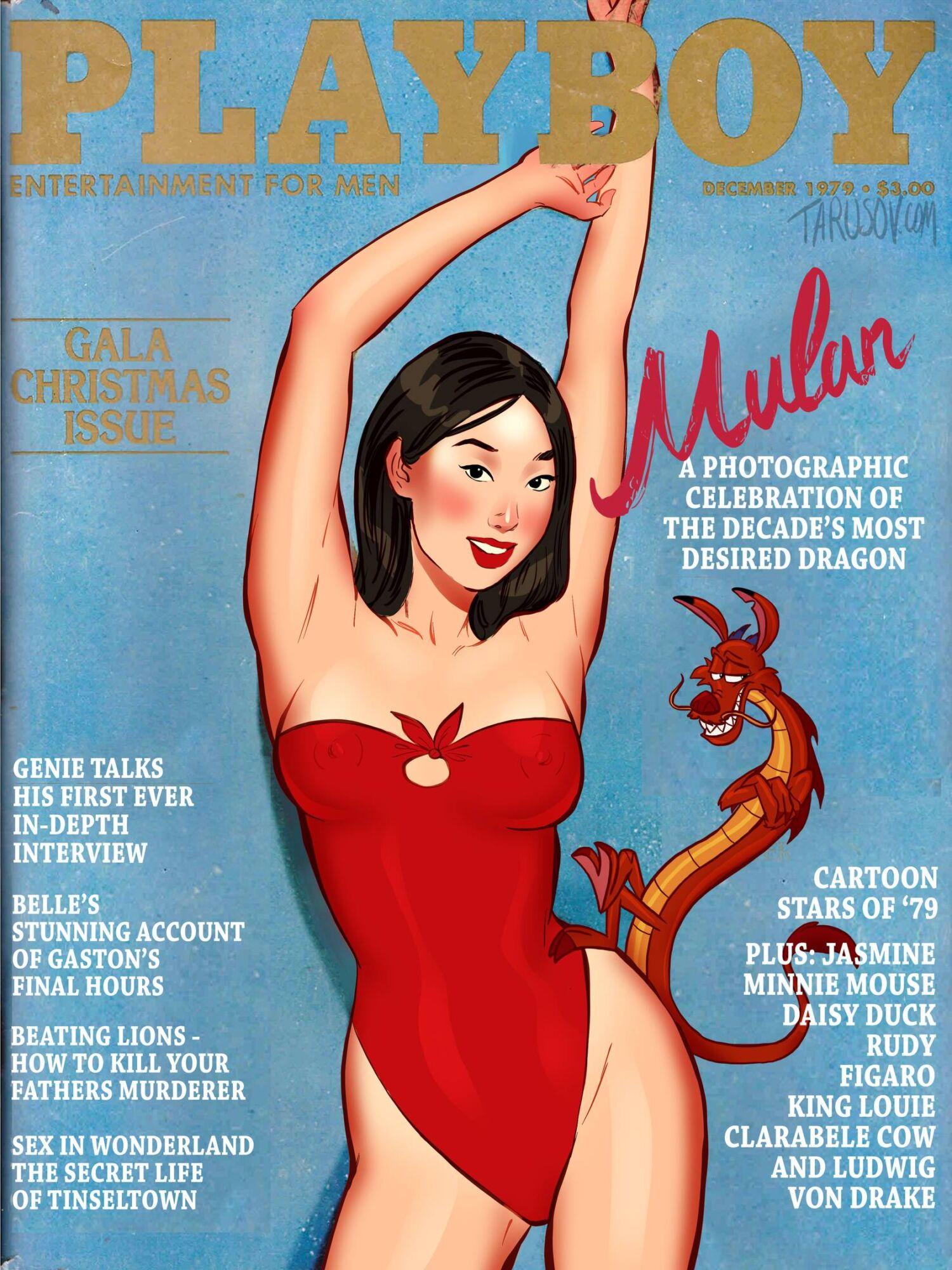 SureFap xxx porno Crossover - [AndrewTarusov] - Playboy Disney Princesses