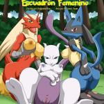 Pokemon - [Palcomix][PokepornLive] - Pokemon Female Squad - Pokemon Escuadron Femenino