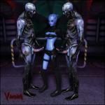 Mass Effect - [Vaesark](CGS02) - Sadia and Mass Effect Universe