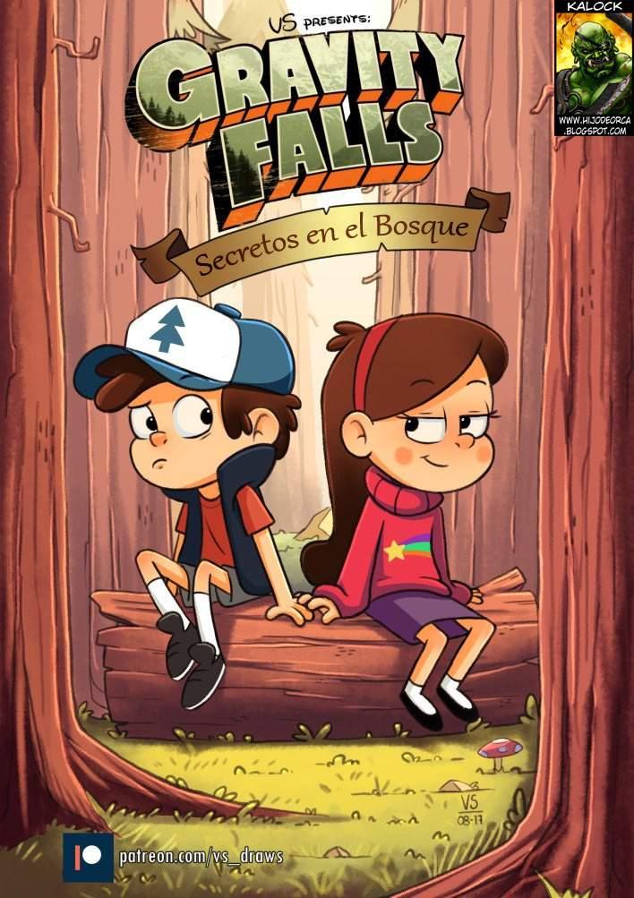 SureFap xxx porno Gravity Falls - [VS] - Secrets Of The Woods