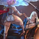 Final Fantasy - [Fred Perry] - Seph's Light's Toy - Lightning vs Sephiroth (#10of10)