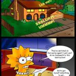 The Simpsons - [Drawn-Sex][Lucky Shark] - Simpsons House at 11.30 P.M