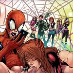 Spider-Man - [Tracy Scops][Kall Alves] - Ultimate Spider-Man XXX Issue 12 - Spidercest An Itsy Bitsy Spider Climbs Up
