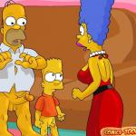 The Simpsons - [Comics-Toons] - Such a Beautiful Marge