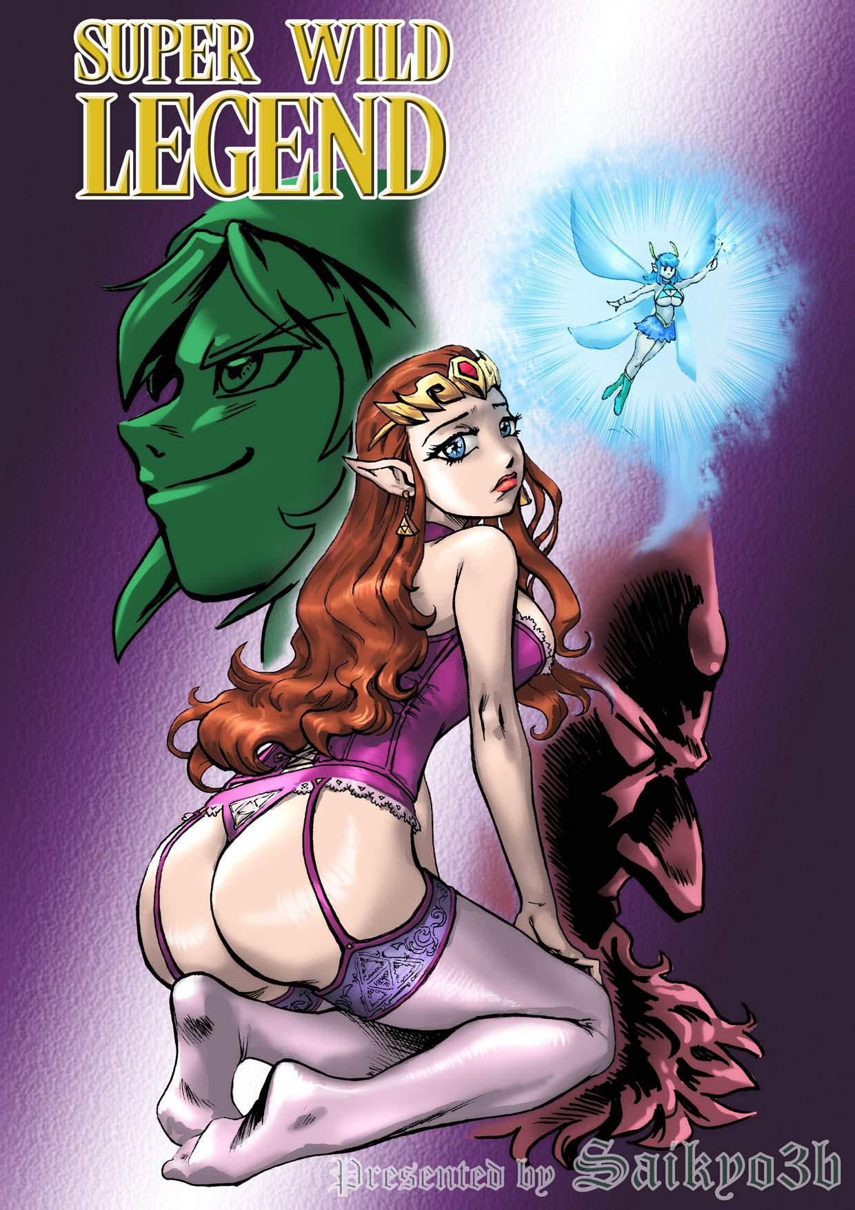 SureFap xxx porno The Legend of Zelda - [Saikyo3b] - Super Wild Legend