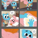 The Amazing World Of Gumball - [TAWOG] - The Diaper Change