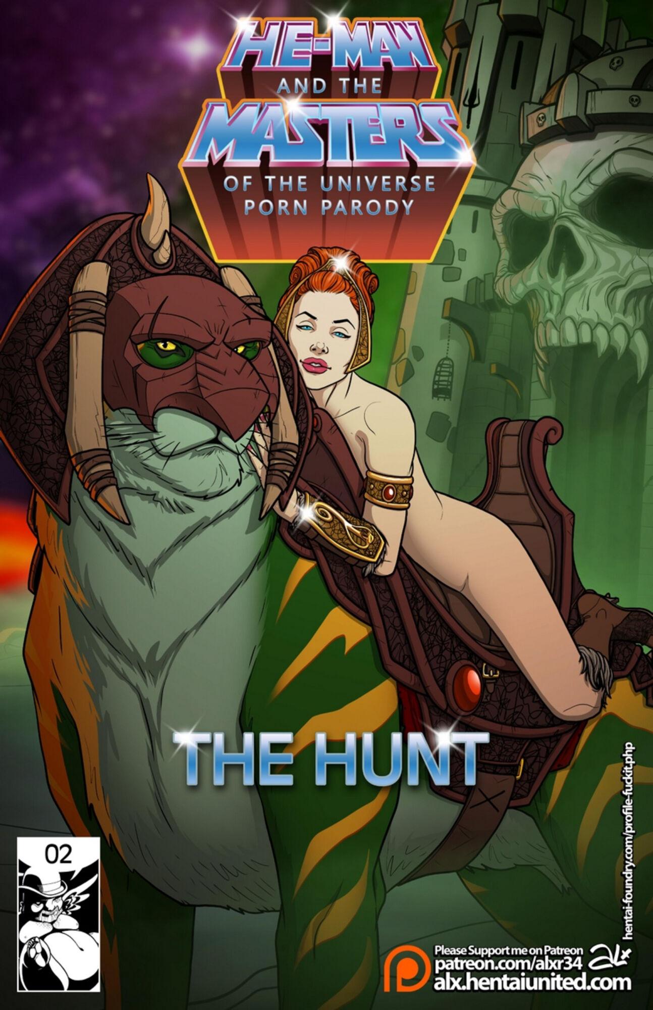 SureFap xxx porno He-Man And The Masters Of The Universe - [Fuckit (Alx)] - The Hunt