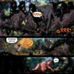Tarzan - [TeaseComix] - The Legend Of The White Ape & The Snake