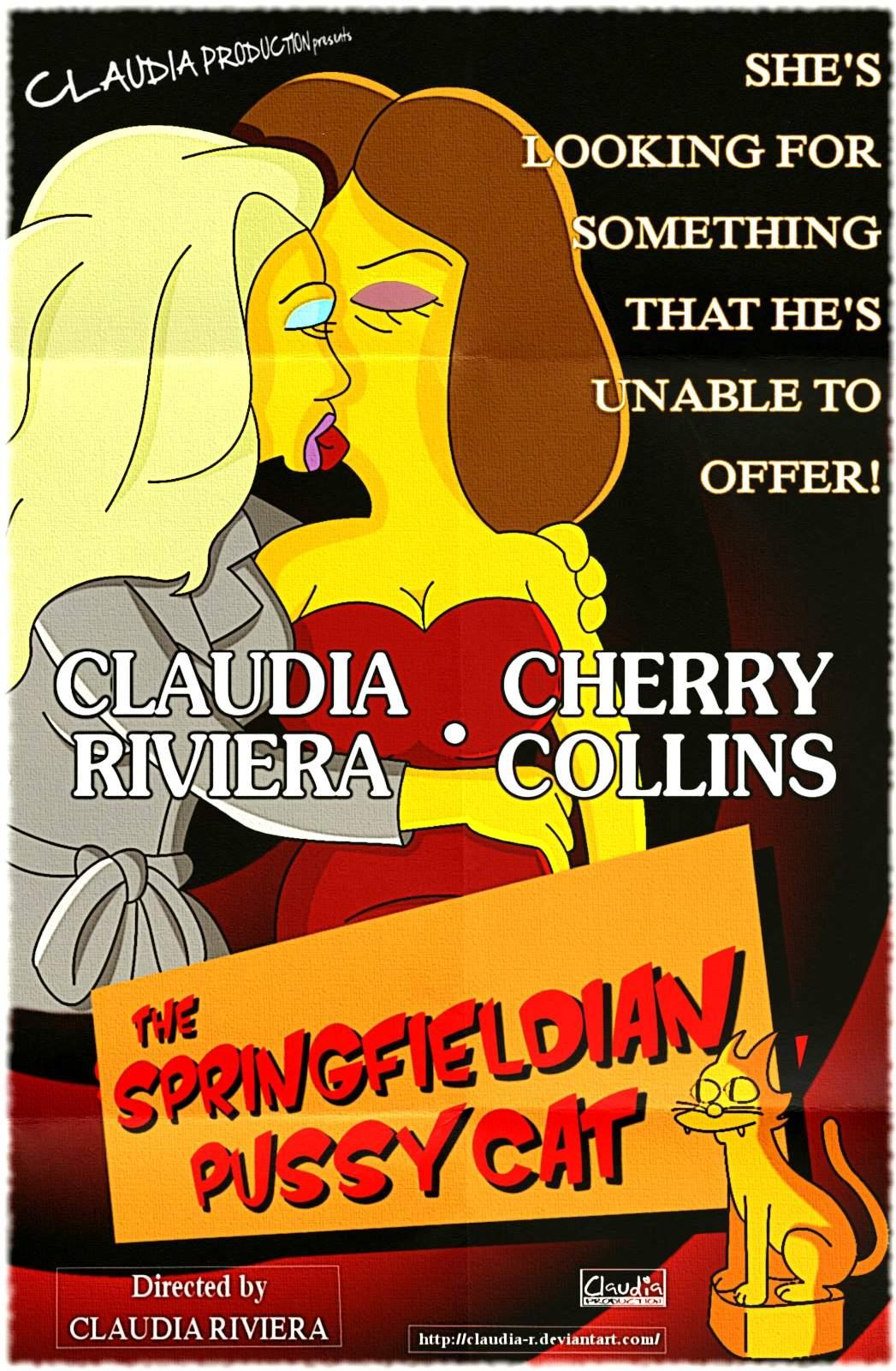 SureFap xxx porno The Simpsons - [Claudia-R(Riviera)] - The Springfieldian Pussycat