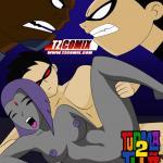 The Teen Titans - [Ale][TZ Comix] - Turma Titã 2