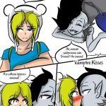 Adventure Time - [Inuyuru] - Vampire Kisses
