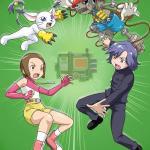 Digimon Adventure - [Palcomix][DigiHentai] - Virus Problems