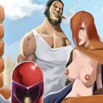 X-Men - [Drawn-Sex][Sinful Comics][Okunev] - X-Men Files 3 - Mutant Weaknesses