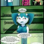 My Life As A Teenage Robot - [FLBL] - Xj9 Porn Comic 2
