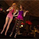 Crossover - [Mongo Bongo] - Zelda & Peach - New Year 2013