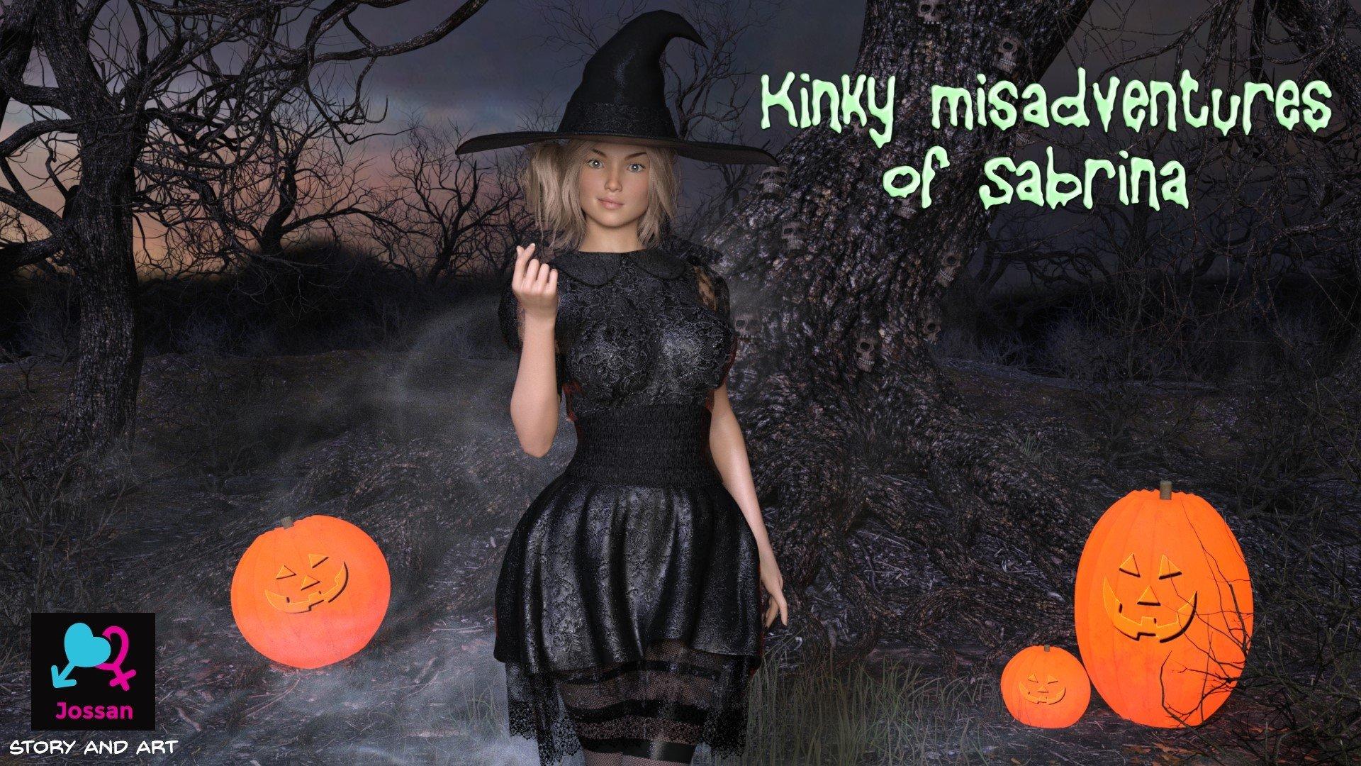 SureFap xxx porno Sabrina The Teenage Witch - [Jossan] - Kinky Misadventures of Sabrina