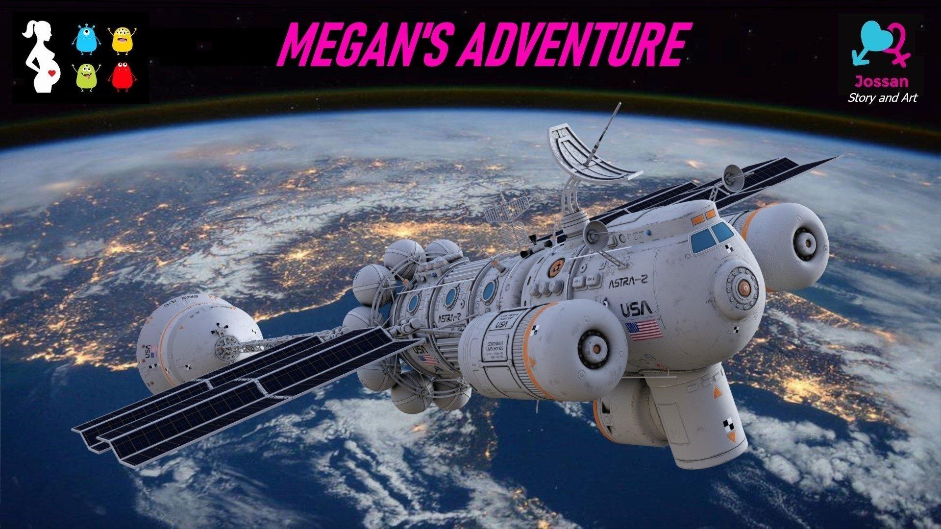 SureFap xxx porno Alien - [Jossan] - Megan's Adventure