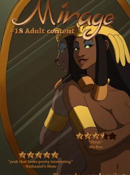 Disney - Aladdin - Mirage xxx porno