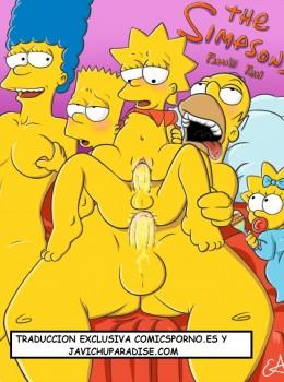 The Simpsons - Hillbillies xxx porno